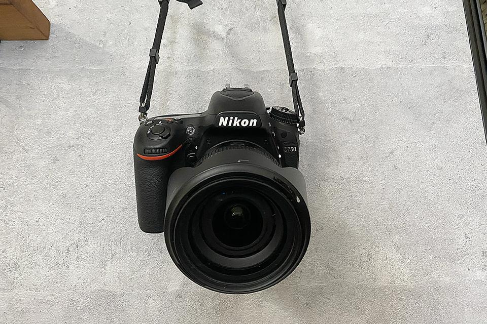 ニコン一眼レフカメラ D750レンズキット